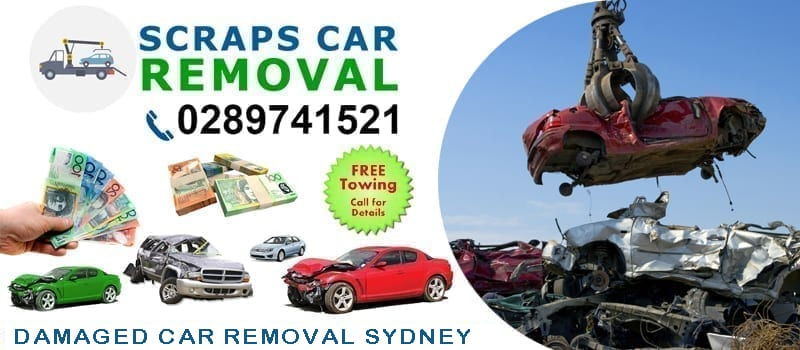 Damaged Car Removal